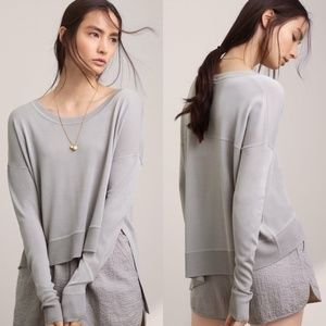 ARITZIA Wilfred Librement Pullover Slit Sweater XS